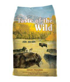 Taste Of The Wild High Prairie Canine Dry Food