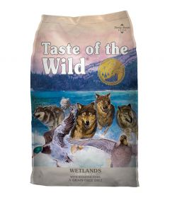 Taste Of The Wild Wetlands Canine Dry Food
