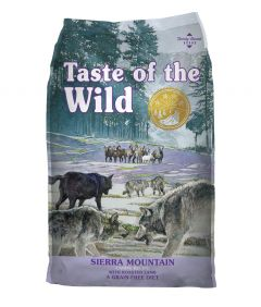 Taste Of The Wild Sierra Mountain Canine Dry Food
