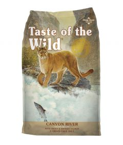 Taste Of The Wild Canyon River Feline Dry Food