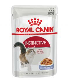 Royal Canin Instinctive Cat in Jelly 85g Pouch