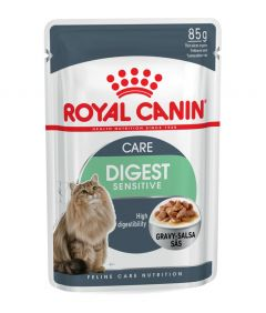 Royal Canin Digest Sensitive in Gravy 85g Pouch