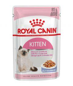 Royal Canin Kitten Instinctive in Jelly 85g Pouch