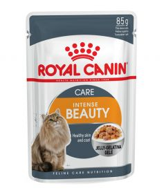 Royal Canin Intense Beauty in Jelly 85g Pouch