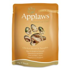 Applaws Cat Chicken with Pumpkin 70g Pouch