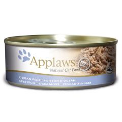 Applaws Cat Ocean Fish 156g Tin