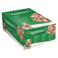 Applaws Dog Chicken Jelly Multipack 8 x 156g Tin