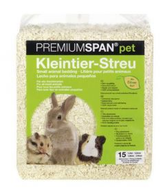 PremiumSpan Bedding for Small Animal