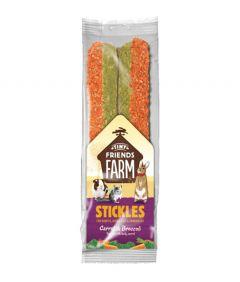 Tiny Friends Farm Carrot & Broccoli Stickles