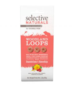 Selective Naturals Woodland Loops for Guinea Pigs