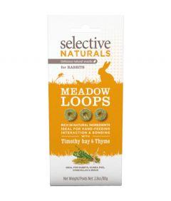 Selective Naturals Meadow Loops for Rabbits