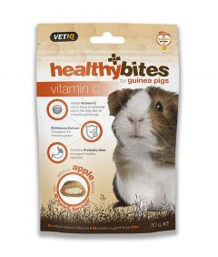 VetIQ Healthy Bites Vitamin C for Guinea Pig