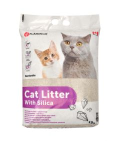 Flamingo Cat Litter Blend