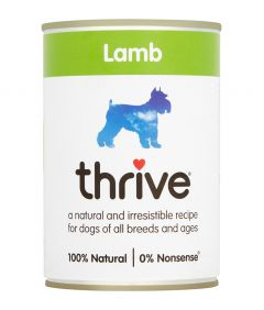 Thrive Complete Dog Lamb Wet Food