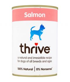 Thrive Complete Dog Salmon Wet Food