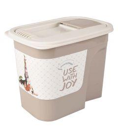 Flamingo Pet Food Container June