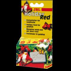 JBL Holiday Red Goldfish Food