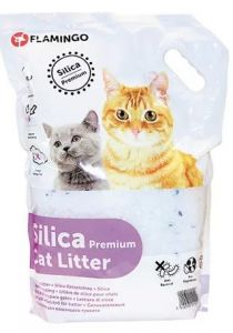 Flamingo Percato Premium Silica Cat Litter