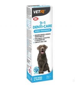 VetIQ 2in1 Denti-Care Edible Toothpaste