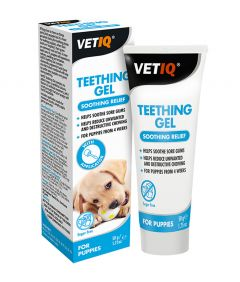VetIQ Teething Gel for Puppies