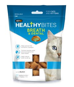 Healthy Bites Breath & Dental Cats/Kittens