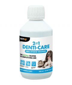 VetIQ 2 in 1 Denti-Care Oral Hygiene