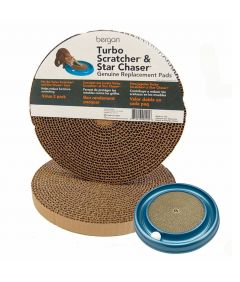 Bergan Turbo Scratcher & Star Chaser Replacement