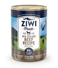 ZiwiPeak Beef Recipe Canned Dog Food