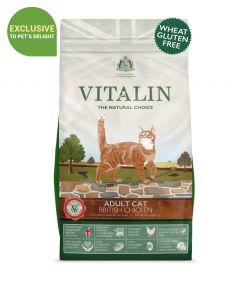 Vitalin Adult Cat British Chicken