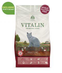 Vitalin Adult Cat Scottish Salmon