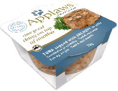 Applaws Cat Tuna & Anchovy 70g Layer