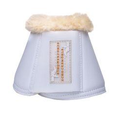 Schockemohle PU Bell boots w/ Fur