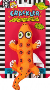 FatCat Toy Classic Crackler