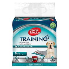 Simple Solution Dog & Puppy Training Pads 55x56cm
