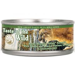 Taste Of The Wild Rocky Mountain Feline Tin