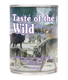 Taste Of The Wild Sierra Mountain Canine Tin