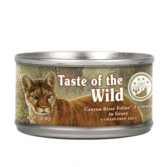 Taste Of The Wild Canyon River Feline Tin