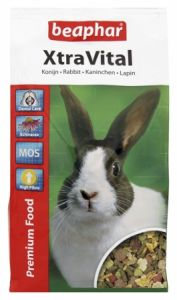 Beaphar Xtravital Rabbit Adult Food