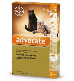 Advocate Cat 3 Pipette/Pack