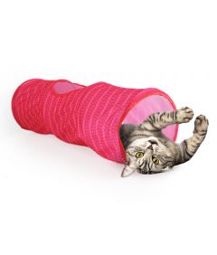 All for Paws Modern Cat Crinkle Tunnel