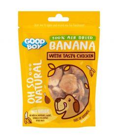 Good Boy Natural Banana with Chicken Dog Treats
