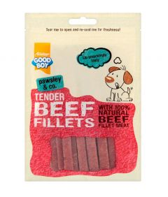 Armitage Good Boy Tender Beef Fillets Dog Treats