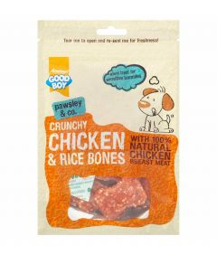 Armitage Crunchy Chicken and Rice Bones