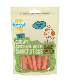Armitage Good Dog Chewy Chicken with Carrot Sticks Dog Treats