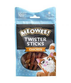 Meowee! Twister Sticks Chicken for Cats