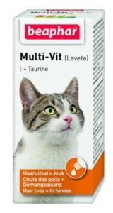 Beaphar Laveta Super Multi-Vitamin + Taurin