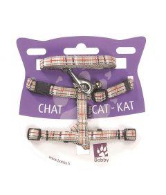 Bobby Kilt Cat Harness and Lead