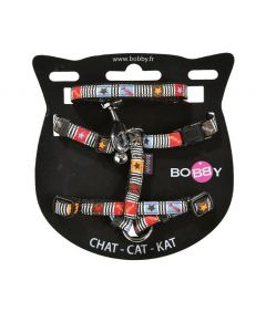 Bobby Musique Cat Harness and Lead