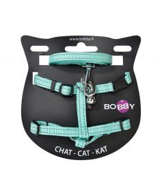 Bobby Cat Safe Harness and Lead