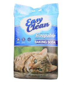Easy Clean Cat Litter Baking Soda